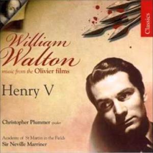 Sir William Walton's music on CD 2
