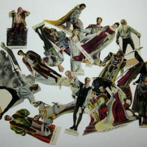 Some of the Characters Cut-Out
