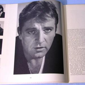 US LP Program, Richard Burton Bio
