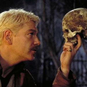 Kenneth Branagh and Yorick 2