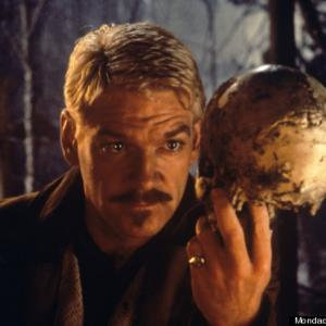 Kenneth Branagh and Yorick 3