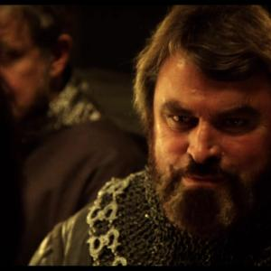 Brian Blessed and obscured actor