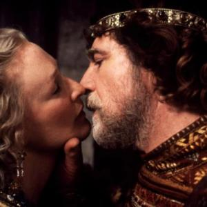 Glenn Close and Alan Bates 2