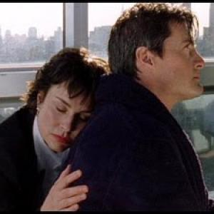 Diane Verona and Kyle MacLachlan