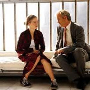 Julia Stiles and Bill Murray 1