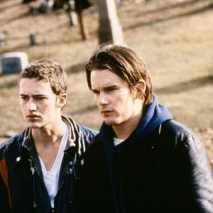 Karl Geary and Ethan Hawke 1