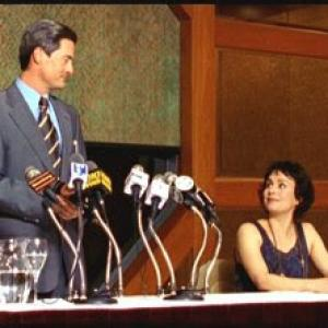 Kyle MacLachlan and Diane Verona 3