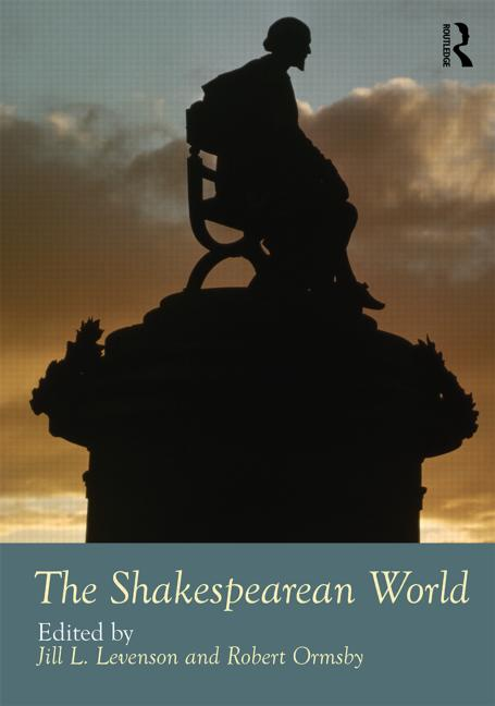 Shakespearean World Cover.